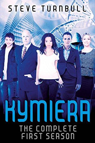 Kymiera by Steve Turnbull ebook deal