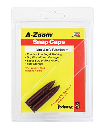 A-ZOOM .300 AAC Blackout Rifle Snap Cap