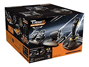 Thrustmaster T16000M FCS Flight Pack - PC