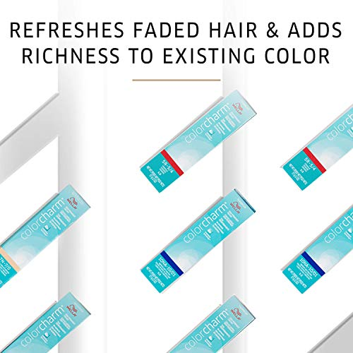 Wella Light Natural Brown Demi Permanent Hair Color