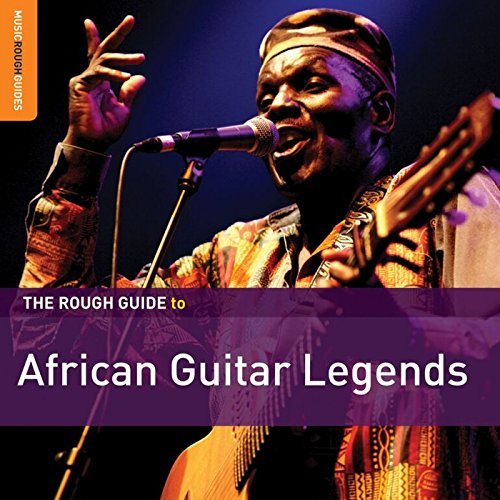 - Rough Guide: African Guitar Legends