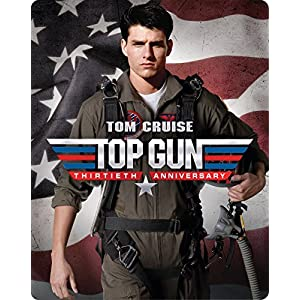 Top Gun: 30th Anniversary Steelbook (Limited Edition) [Blu-ray] (1986)