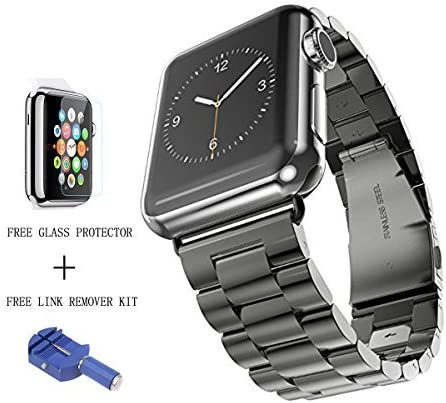 Apple Watch Band,FREE Glass Protector