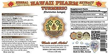 Turmeric Curcuma longa Liquid Extract 32 oz