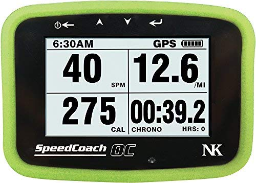 NK Sports SpeedCoach OC 2 with Training Pack, Hi-Viz Green