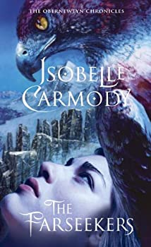 The Farseekers by Isobelle Carmody YA fantasy book reviews
