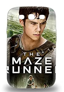 Galaxy Durable Protection 3D PC Case Cover For Galaxy S3 Hollywood The Maze Runner The Maze Runner Action Mystery Sci Fi ( Custom Picture iPhone 6, iPhone 6 PLUS, iPhone 5, iPhone 5S, iPhone 5C, iPhone 4, iPhone 4S,Galaxy S6,Galaxy S5,Galaxy S4,Galaxy S3,Note 3,iPad Mini-Mini 2,iPad Air )