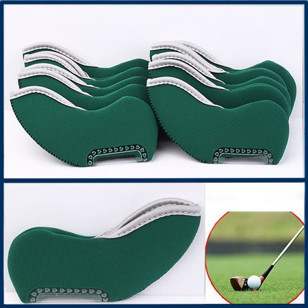 Golf Club Iron Putter Head Cover Case Neoprene Protection Headcover K0100-1, Outdoor Stuffs