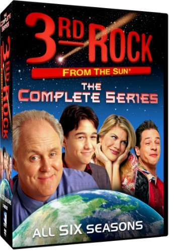 3rd Rock From the Sun: The Complete Series [DVD] [Region 1] [US Import] [NTSC] (3rd Rock From The Sun Tv Series)