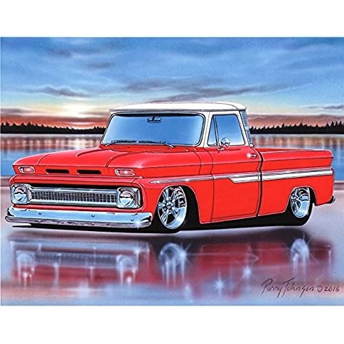 1966 Chevy Truck: Amazon.com