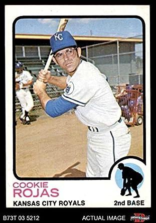 Cookie Rojas Kansas City Royals Baseball Royals Baseball Kc