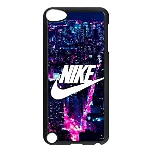 The logo of Nike for Apple iPod Touch 5th Black Case Hardcore-1