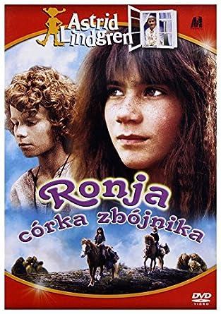2668fe2bf Ronja R?vardotter Ronia, The Robber's Daughter ASTRID LINDGREN - DVD Region  2 No English subtitles by Hanna Zetterberg: Amazon.co.uk: Hanna Zetterberg,  ...