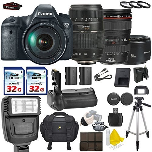 Review Canon EOS 6D 20.2MP