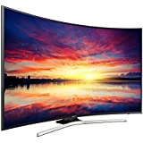 "Samsung 40"" KU6100 6 Series Curved UHD HDR Ready Smart TV - LED TVs (101.6 cm (40""), 4K Ultra HD, 3840 x 2160 pixels, PQI (Picture Quality Index), Curved, 16:9)"