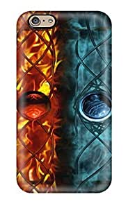Cute Tpu ZippyDoritEduard Spirit Artistic Colors Ice Fire Water Earth Wind Elements Abstract Artistic Case Cover For Iphone 6