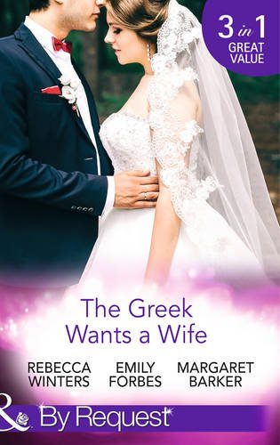 book cover of The Greek Wants a Wife