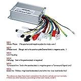 36V-48V 350W Brushless motor controller,KKmoon