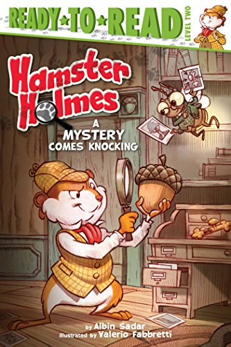 Hamster Holmes, A Mystery Comes