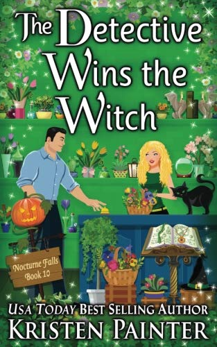 The Detective Wins The Witch (Nocturne Falls) (Volume 10)]()
