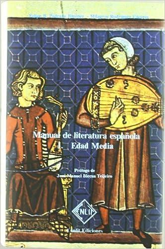 Manual literatura española 1 edad media: Amazon.es: Pedraza ...