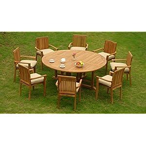 51OeT%2BgqZTL._SS300_ Teak Dining Tables & Teak Dining Sets