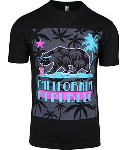 Black California Republic Vice