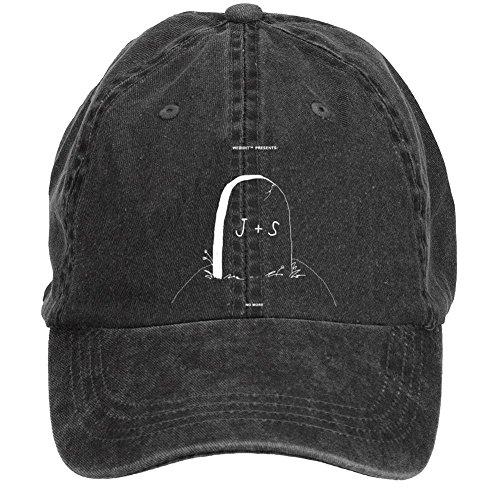 Dotion Unisex Jeremih Singer Hip Hop Design Baseball Caps