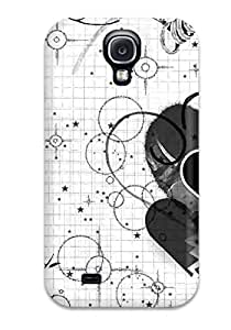 New Style Mary David Proctor Emo Love Premium Tpu Cover Case For Galaxy S4 by icecream design