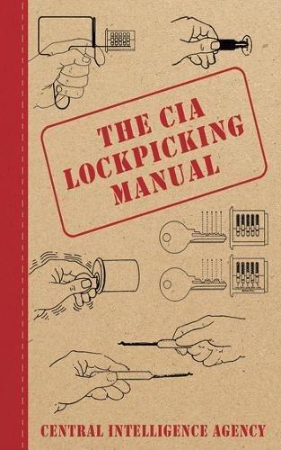 The CIA Lockpicking Manual pdf