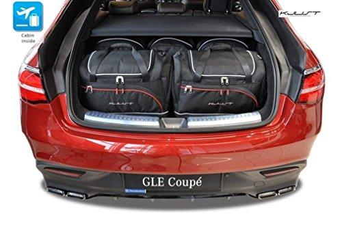 KJUST - TASCHEN AUF MASS MERCEDES GLE COUPE, 2015- CAR FIT BAGS