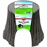 Kaytee Natural Tree Trunk Hideout, Large, Color May Vary