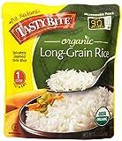 Tasty Bite Organic Long-Grain Rice, 8.8 Ounce, 6 Count
