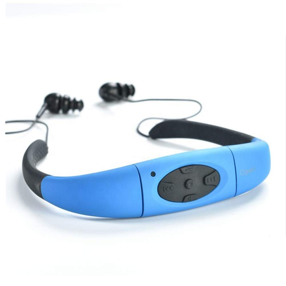 SEADOSHOPPING Necklace qc Pass USB Headset Built-in Portable mp3 Player with Speaker by SEADOSHOPPING (Image #1)