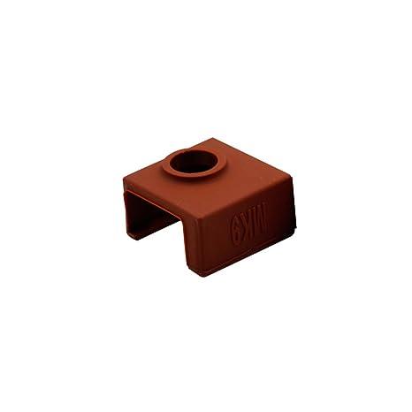 ULTECHNOVO Cubierta de silicona con bloque térmico para impresora ...