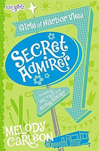 book cover of Secret Admirer