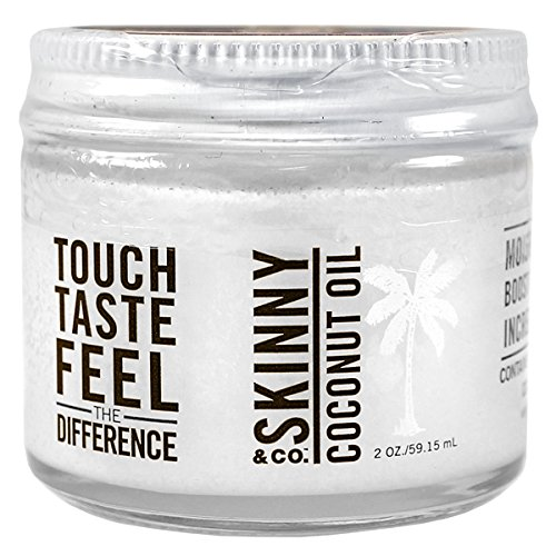Skinny Co Unrefined Alkaline Coconut