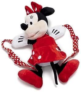 Minnie 1100731 - Mochila con peluche Minnie (40 cm)