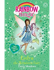 Rainbow Magic: Evelyn the Mermicorn Fairy