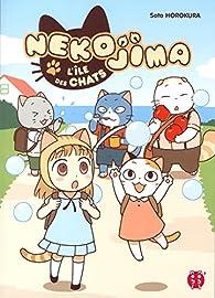 Nekojima : L'île des chats par Horokura