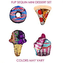 Dessert Flip Sequin Mini Set