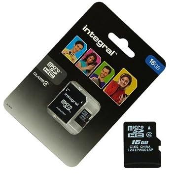 Acce2S - Tarjeta de memoria 16 GB Micro SD HC para Samsung ...