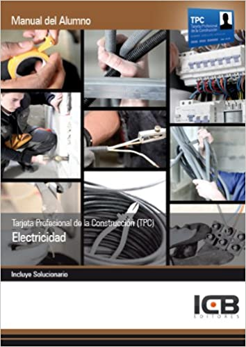 Tarjeta Profesional de la Construcción TPC . Electricidad: Amazon ...