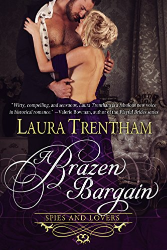 A Brazen Bargain (Spies and Lovers Book 2) cover