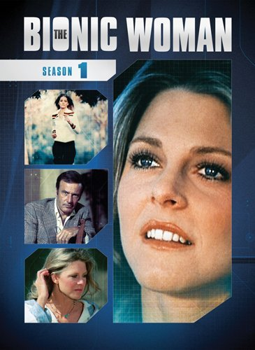 DVD : The Bionic Woman: Season 1 (, Dolby, AC-3, Slim Pack, Slipsleeve Packaging)