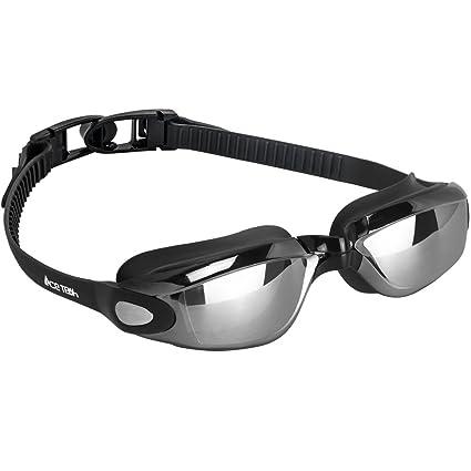 464675c008d Amazon.com   Ace Teah Swim Goggles