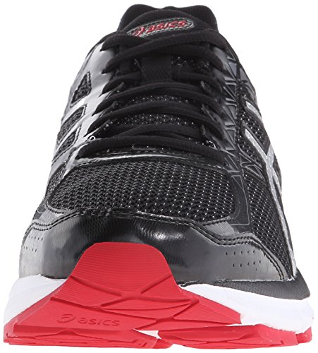 sale professional ASICS Men's Gel Exalt 3 Running Shoe Black/Silver/Racing Red Inexpensive cheap price best sale online discount classic cheap sale for sale QnRgN