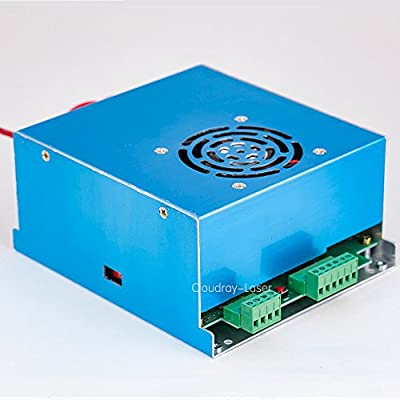 35W - 50W CO2 Laser Power Supply for Laser Engraving Cutting Machine MYJG-50