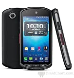 Kyocera DuraForce E6560 16GB Unlocked GSM 4G LTE Military Grade Smartphone w/ 8MP Camera - Black