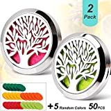 Best Car Air Fresheners - Car Aromatherapy Essential Oil Diffuser Car Air Freshener Review
